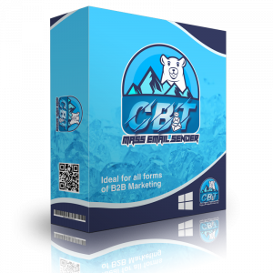 CBT Mass Email Sender Software for Bulk Email Blasts