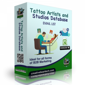 Tattoo Artists and Studios Database