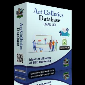 Art Galleries Database